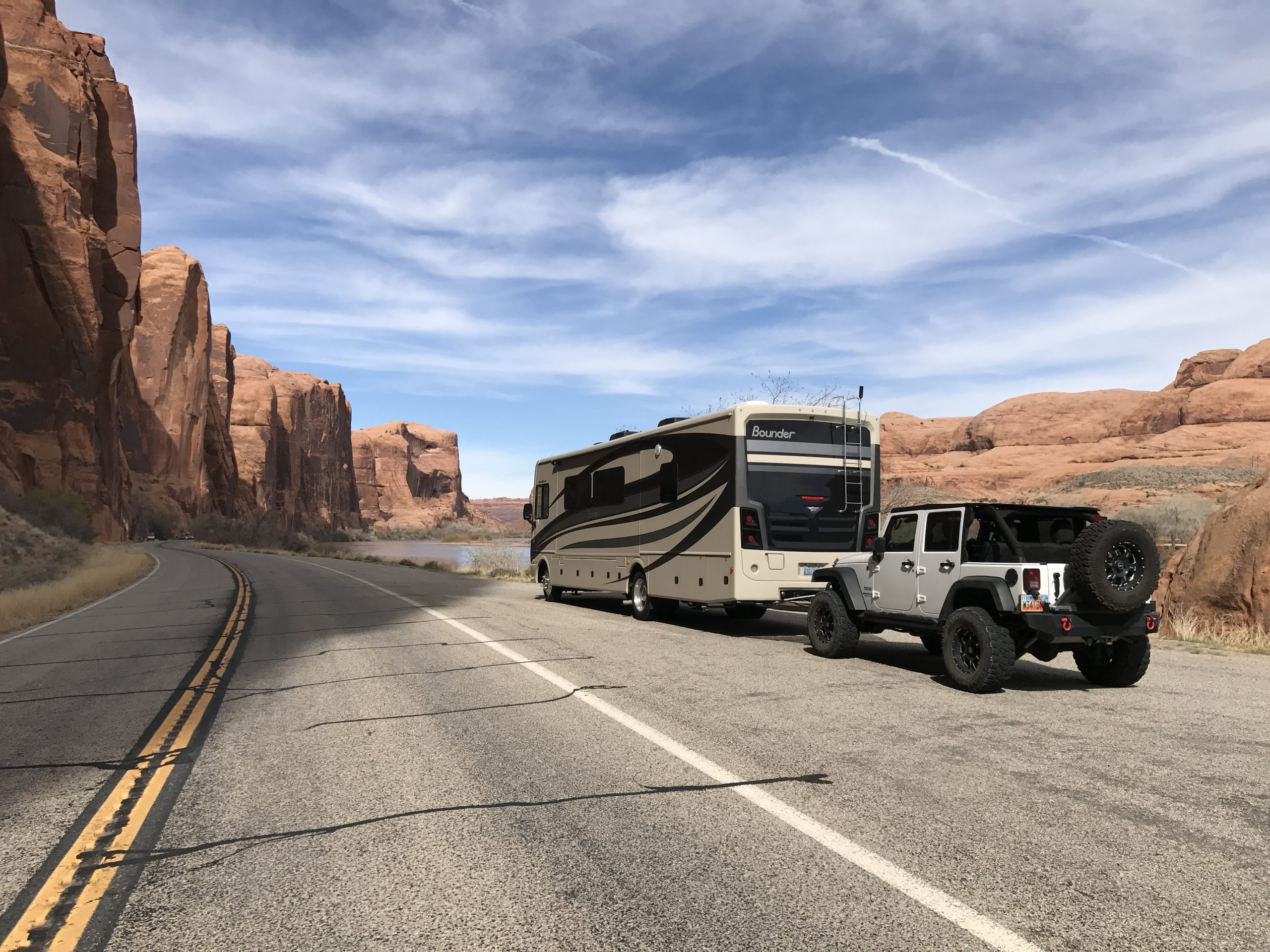 Our RV Setup