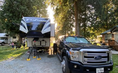 The Unique Pro's and Con's of Full-time RV Living