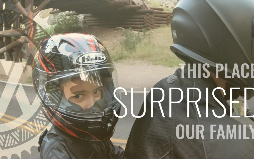 RV Tour, motorcycle safety for kids, and an epic ride through the Black Hills of South Dakota