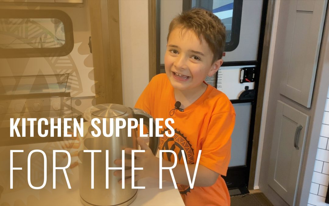 Our Favorite RV COOKING TOOLS